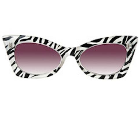 Zebra Sunglasses 115
