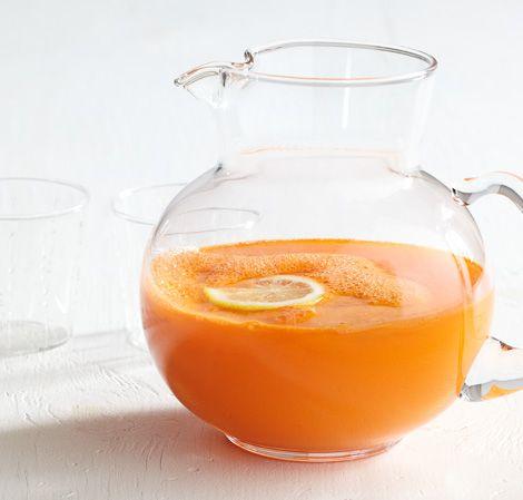 Carrot Juice Plus | vitamix | Pinterest