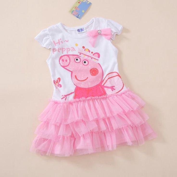 Peppa pig dress dora pinterest