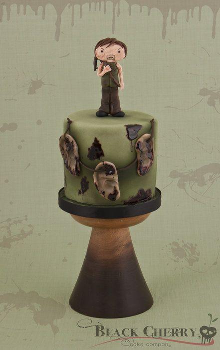 Daryl Dixon Cake