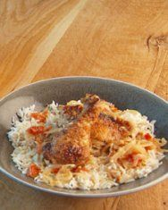 Chicken Fricassee (Fricassee De Poulet a L'Ancienne) Recipe | Cooking ...