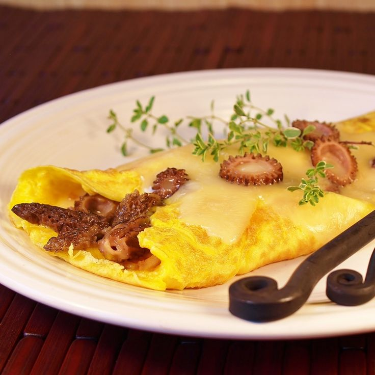 Morel Mushroom And Asparagus Eggs Benedict Recipes — Dishmaps