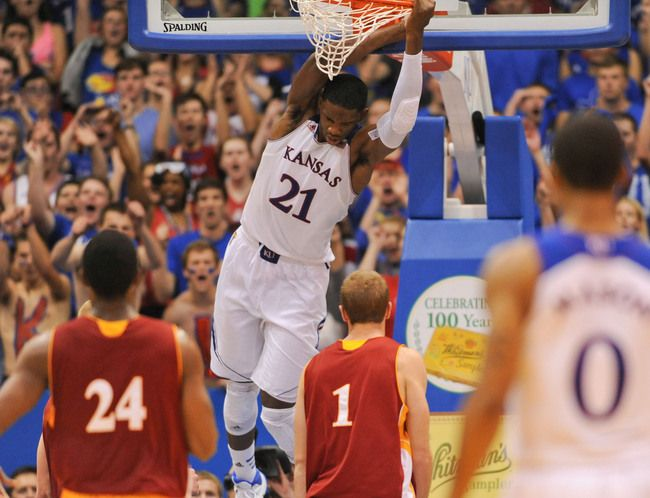 ... NBA scouts predicting him to go as high as #4 in the 2014 NBA draft