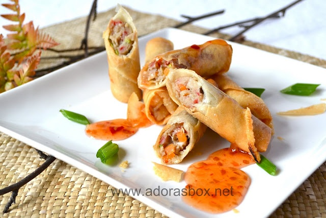 Lumpiang Shanghai | Food - Appetizers | Pinterest