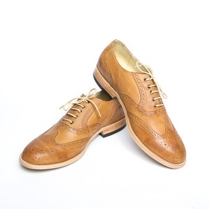 Oxford Shoes Men's Light Brown now featured on Fab