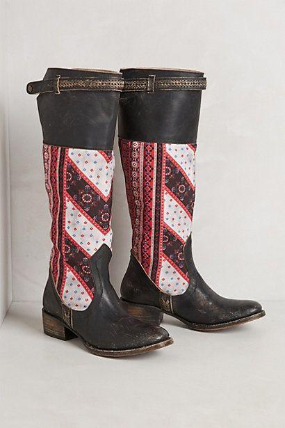 Sullivan Boots #anthropologie