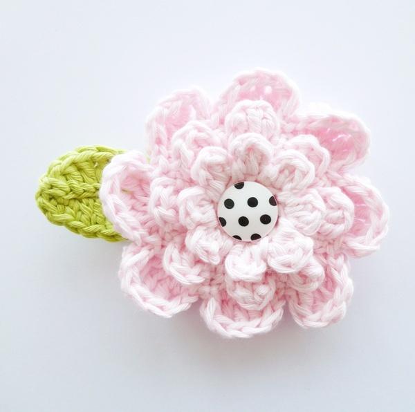 Free Crochet Flower Patterns Online : Crochet Flower. Free pattern. Chrochet & Knitting ...