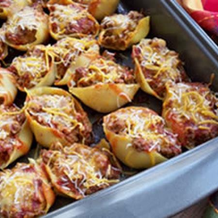 Taco Pasta Recipe | Food /Appetizers | Pinterest