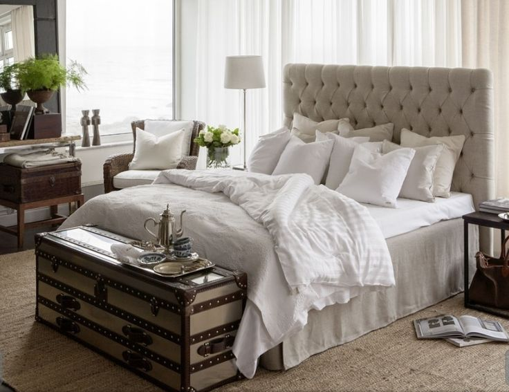Bedroom New England Style Inspiration Home Interior