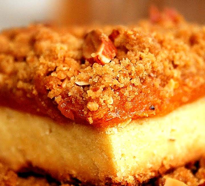 images of apricot recipes | Apricot Bars Recipe