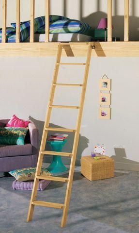 chelle pour mezzanine castorama baby pinterest. Black Bedroom Furniture Sets. Home Design Ideas