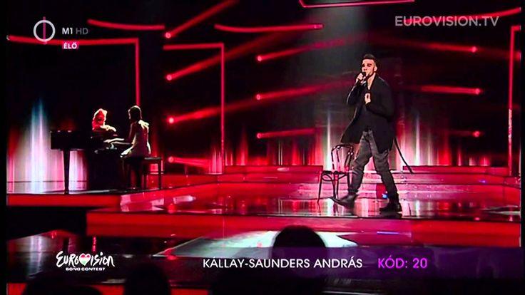 eurovision first semi final