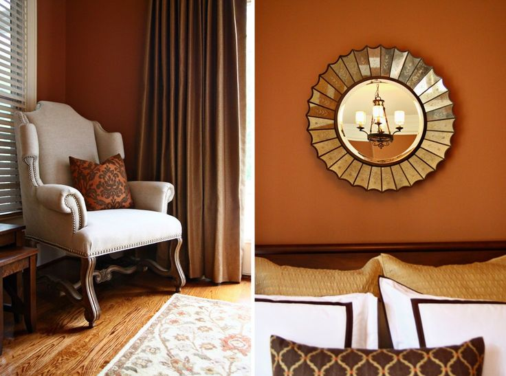 Guest Bedroom Makeover in Raleigh, NC Bedford | Design Lines, Ltd.