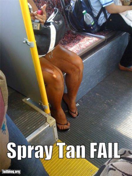 Spray tan or sweating issue....ewwww - 49.6KB