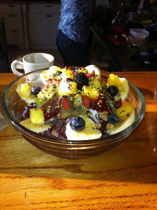 Best healthy breakfast in las vegas