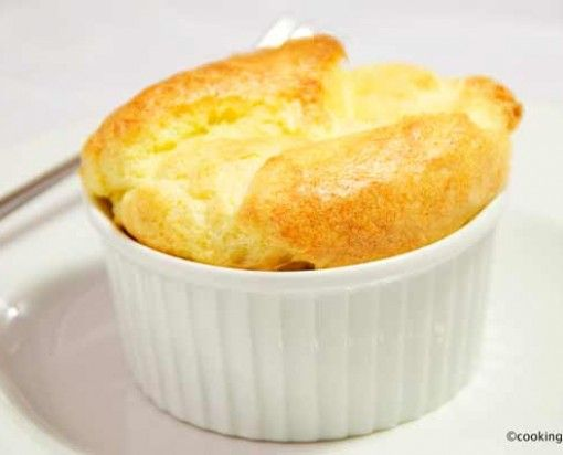Happy National Cheese Souffle Day!