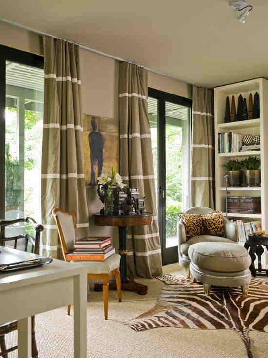 Floor to ceiling window treatments decor pinterest for Best blinds for floor to ceiling windows