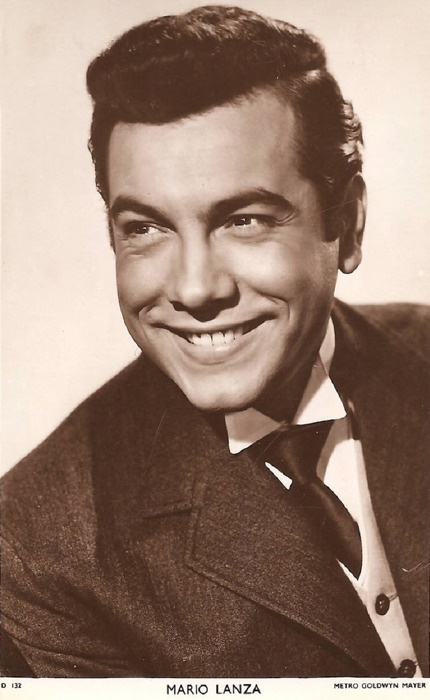 Mario Lanza - That Midnight Kiss Toast Of New-Orleans