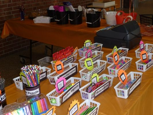 Classroom Store Ideas : Cute school store labels student ideas pinterest