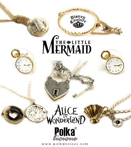 Disney Couture – Little Mermaid Collection
