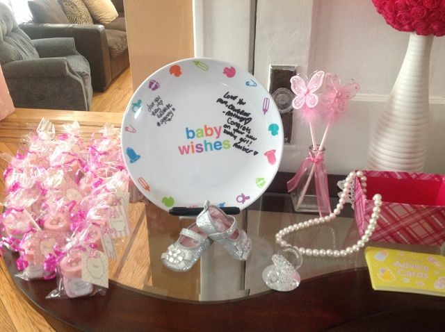 princess tutu baby shower party ideas