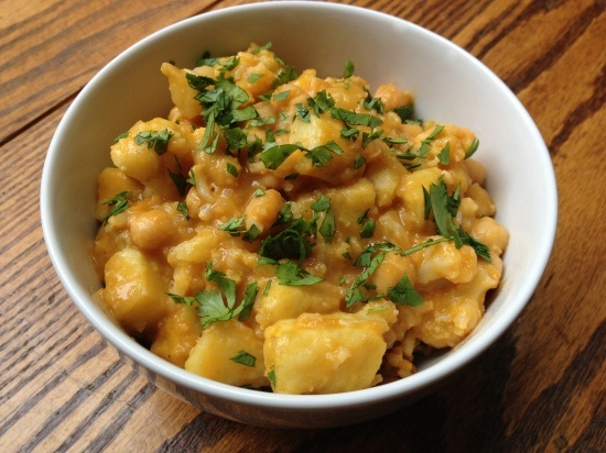 Simple Vegetable Curry | food | Pinterest