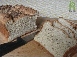 Pin by REAL WORLDWIDE on REAL Recipes: Breads | Pinterest