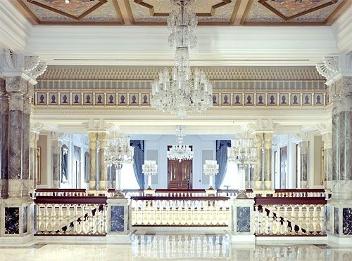 Cung điện Ciragan Palace, nay là khách sạn Kempinski