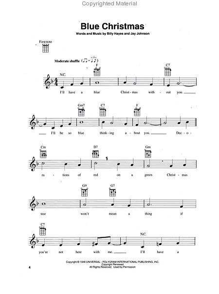 Outstanding White Christmas Chords Piano Image - Basic Guitar Chords ...