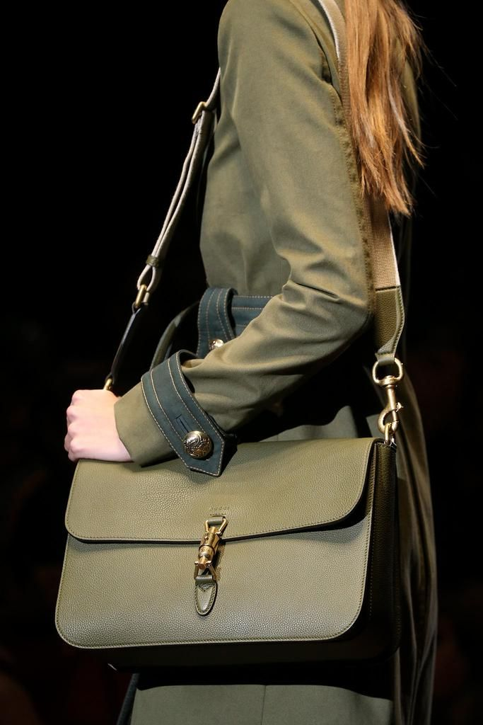bags @ Gucci Spring 2015