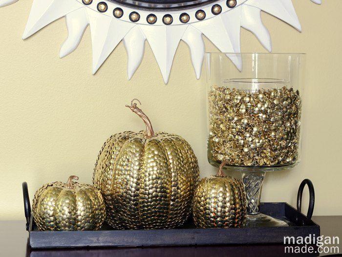 Thumbtack pumpkins fall thanksgiving pinterest - Elegant fall decorating ideas ...