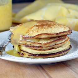 ... lemon curd lemon curd malaysian banana pancakes with lemon coconut