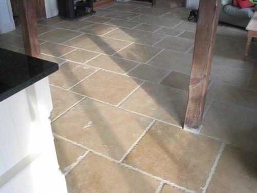 travertine flooring old world kitchen pinterest