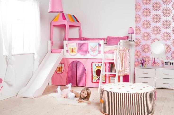 Dormitorio Flexa #camas #princesas #cuartos #hogar
