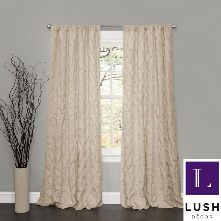 Little Girl Blackout Curtains Lush Decor Prima Drapery