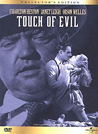 Touch of evil (1958) 歷劫佳人(Touch of Evil) 是奧森威爾遜 ...