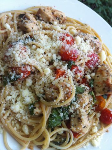 chicken and grape tomatoes | Recipes | Pinterest