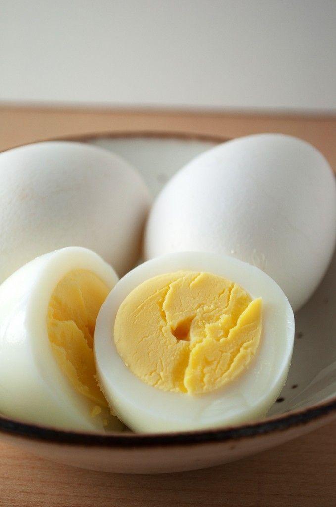 Hard Boiled Eggs 101