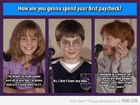 They could NOT have cast a more perfect Ron! <3 him!