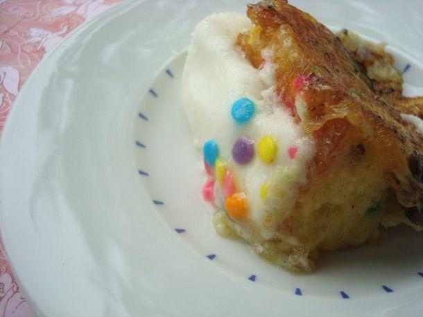 Cakespy: Birthday Cake French Toast | Recipe