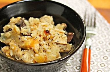 Slow Cooker Recipe For My Mom's Circa-1960 Chicken and Rice Casserole ...