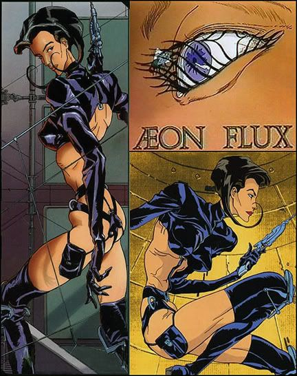Aeon Flux | Animation Station | Pinterest