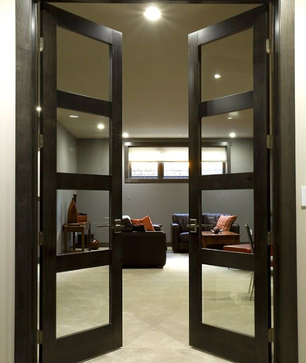 french doors in basement french doors come on in pinterest