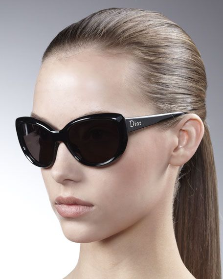 Dior Eyeglass Frames 2014 : Dior - Dior Ladycat Sunglasses My Style Pinterest