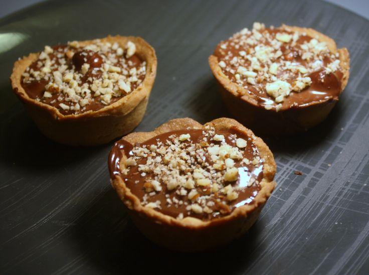More like this: chocolate hazelnut , mini chocolate and tarts .