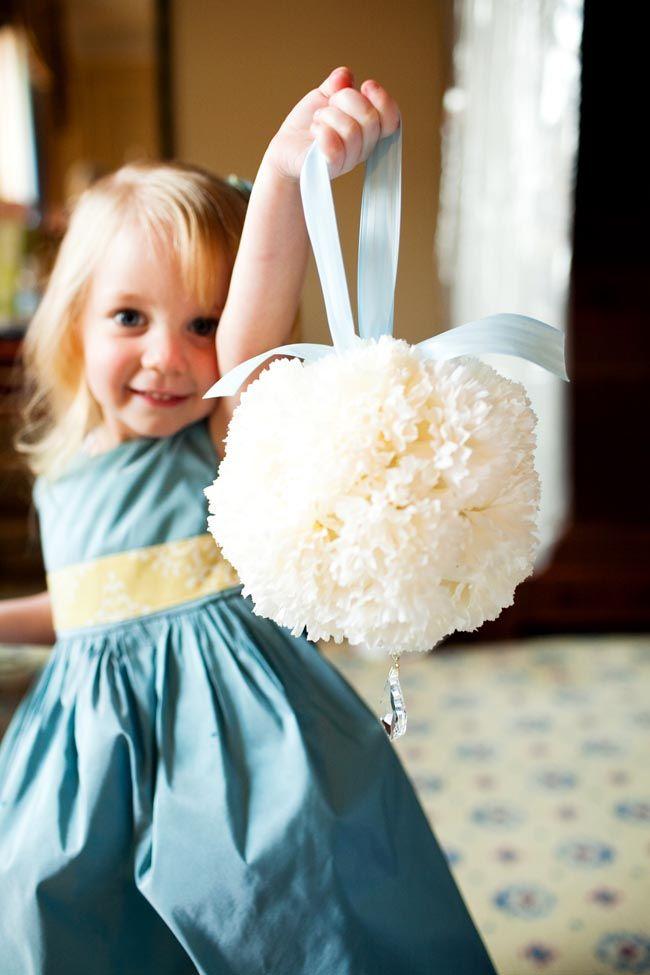 Flower ideas for the flower girl! - Wedding Ideas LUX Wedding Florist
