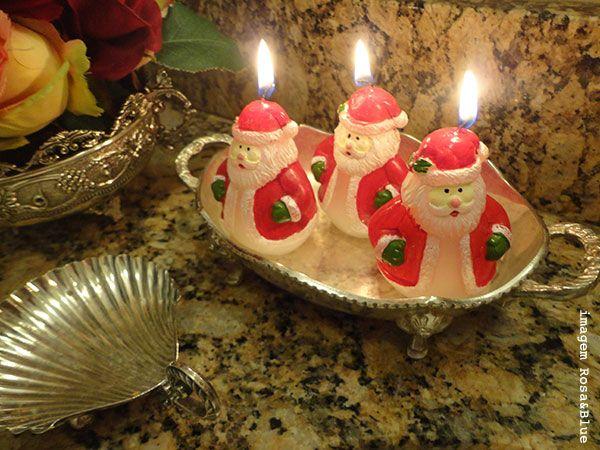 decoracao no lavabo:Decoração de natal no lavabo