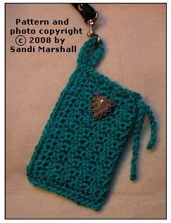 Drawstring Bag Crochet - Learn how to crochet