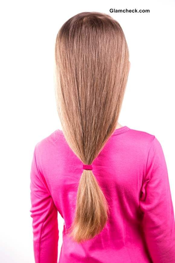 Hairstyle Routine : Daily Hair Care Routine for Little Girls Kids Hairstyles Pinterest