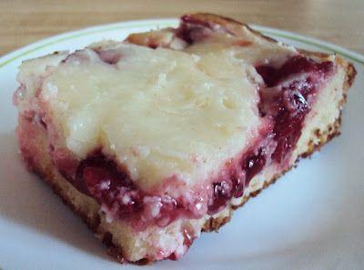 Danish Cherry Cheesecake!